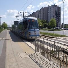 Plany nowej linii tramwajowej na Gaj