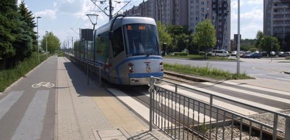 Do października tramwaje 31 i 32 nie dojadą na Gaj