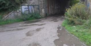 Z Kukuczki na Pawią suchą nogą. Za 200 tysięcy złotych wybudują chodnik i ścieżkę rowerową
