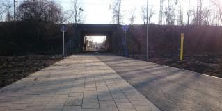 """Zakończono budowę """"łącznika"""" pomiędzy Gajem, a Wojszycami"""