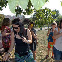 Fotorelacja z weekendu 10-11 września na plenerowej scenie ESK na Gaju!