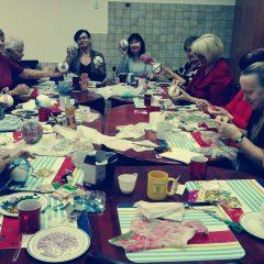 Klub Seniora z Gaju przygotowuje się już do Świąt! [Plan na grudzień]