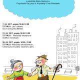 Plan spotkań Klubu Seniora na kwiecień