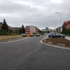 Ulica Wandy Rutkiewicz po latach oczekiwania w pełni przejezdna!