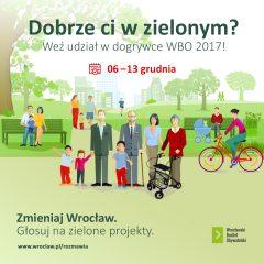 Głosujemy na zielone projekty WBO!