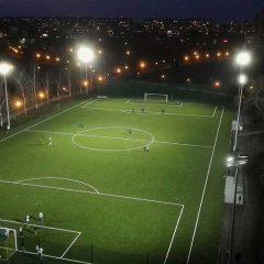 Bezpłatne zajęcia piłkarskie na Gaju