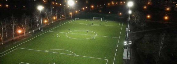Otwarcie boiska przy ul. Orzechowej