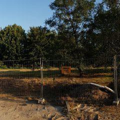 Ruszyły prace przy nowym parku na Gaju!