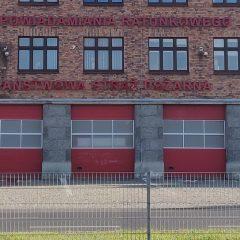 Zintegrowane Centrum Bezpieczeństwa przy Borowskiej