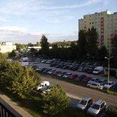 Przetarg na remont parkingu przy Orzechowej
