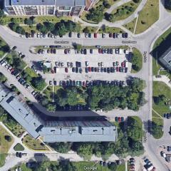 Ruszyła przebudowa parkingu przy Orzechowej
