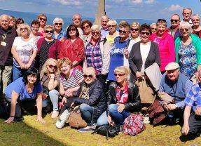Wycieczka seniorów z osiedla Gaj