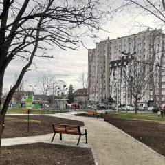 """""""Zielona ściana"""" wyrosła na Świeradowskiej"""