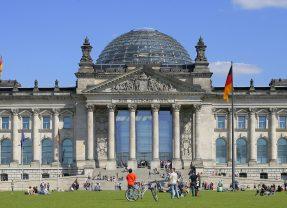 Wycieczka seniorów z Gaju do Berlina